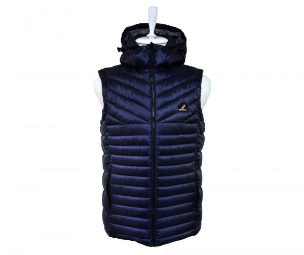 Sleevless Jacket2