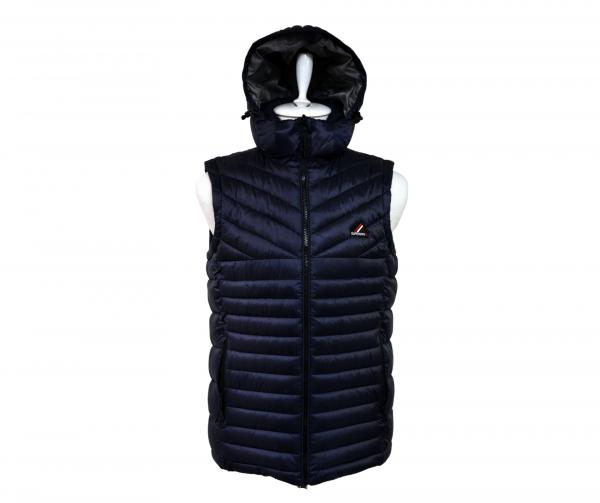 Sleevless Jacket1